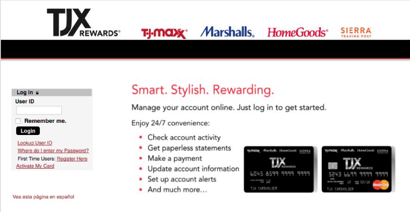TJ Maxx Credit Card Review  CreditLoancom