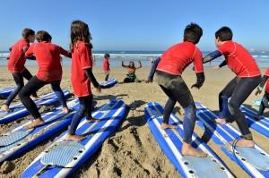 Número de empresas ligadas ao surf aumentou mais de 70% em 2014. Foto: Global Imagens