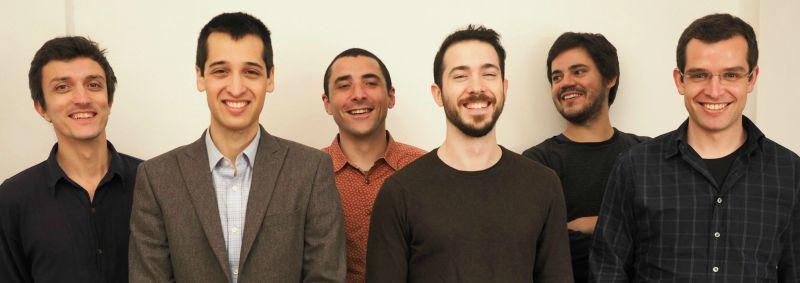 A equipa da Homeit foi fundada por Pedro Viana, André Roque e Pedro Mendes, as já conta com mais três colaboradores