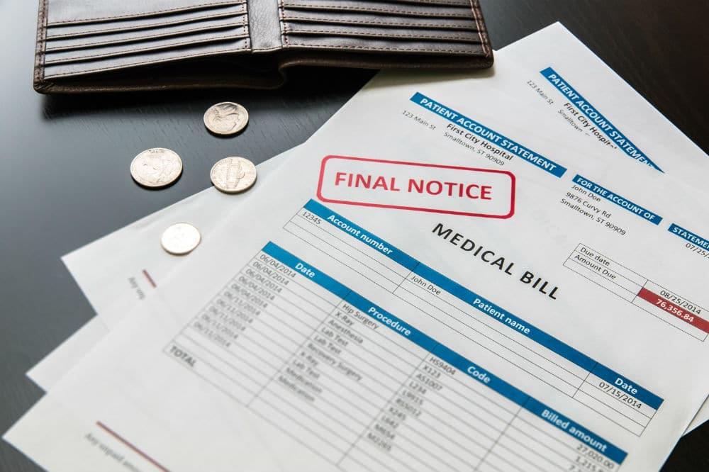 Can Lexington Law Remove Medical Bills