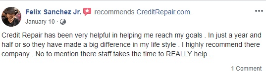 creditrepair com customer service