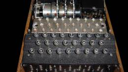 Enigma Coding To Secure