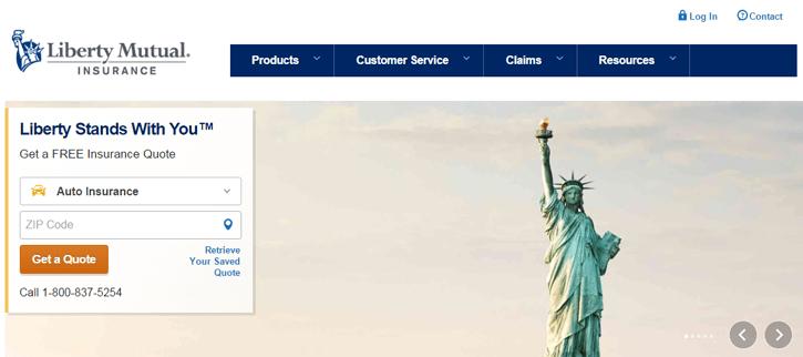Liberty Mutual Insurance Review 2016