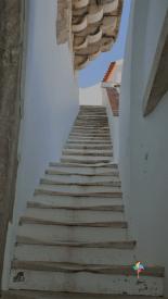 Escaleras hasta la cima - prueba del conquistador