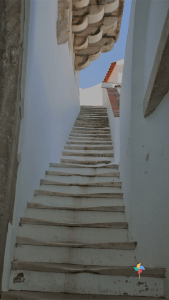Escaleras hasta la cima - crea buena suerte en 10000 horas