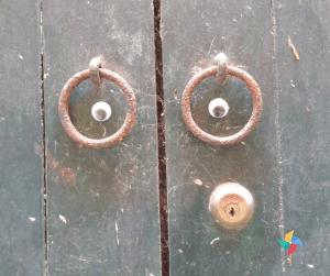 Puerta cerrada representa cierre de ciclos