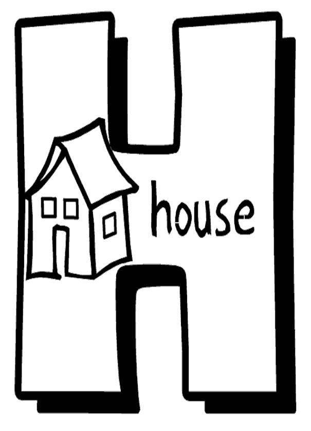 Planse de colorat cu toate literele