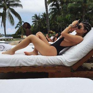 Kylie Jenner and Tyga Enjoying Life in Punta Mita, Mexico