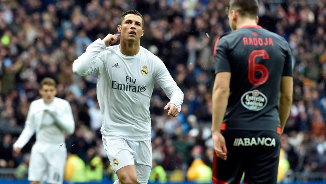 Cristiano Ronaldo wins UEFA Men's Player of the Year Award