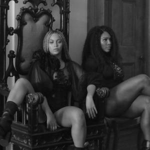 Serena Williams Shares Photo of Her and Beyonce From the Lemonade Video
