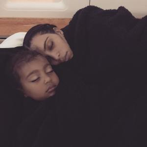 Kim Kardashian shares mother to Daughter moments Photo