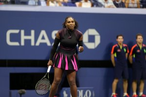 Serena Williams Defeat Simona Halep 6-2,4-6,6-3 to advance to the US Open 2016 Semifinals