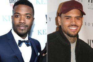 New Music: Ray J & Chris Brown – 'Famous'(Disses Kim Kardashian in it)