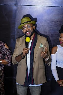 Get your PVC today – Banky W reacts to President Buhari's lazy Nigerian youths comment