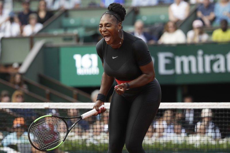Serena Williams Wins First Grand Slam Match Since Becoming a Mum