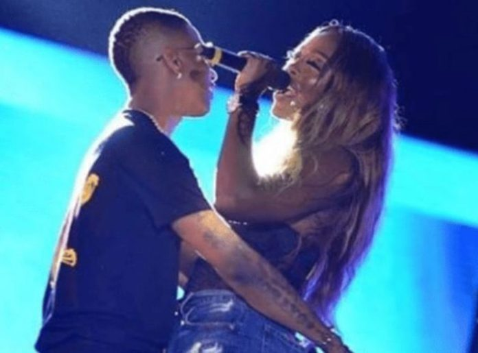 """Being 100% Comfortable Around Someone Is Rare But Beautiful When You Find It"" – Tiwa Savage Says After Partying With Wizkid"