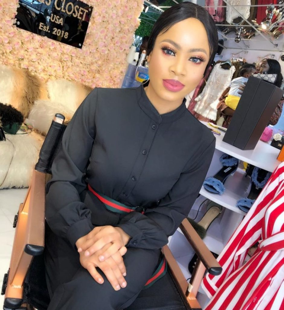 Nina Debunk Rumour of Being Used By Miracle