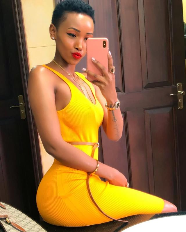"""I love D***"", but Sex is Spiritual – Huddah Monroe gives relationship advice"
