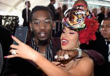 Offset Drops 6 Figures in Jewelry for Cardi B's Birthday