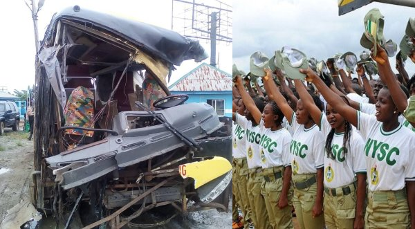 18 Corps members allegedly die in accident at Mowe