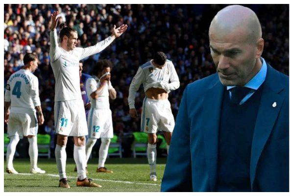 Reason Zinedine Zidane quit Real Madrid as coach