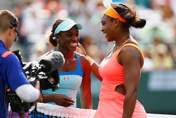Sloane Stephens backs Serena Williams' coach over on-court coaching rule