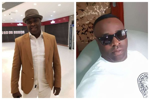 Nollywood Actor Femi Adebayo escapes gunmen attack in Lagos