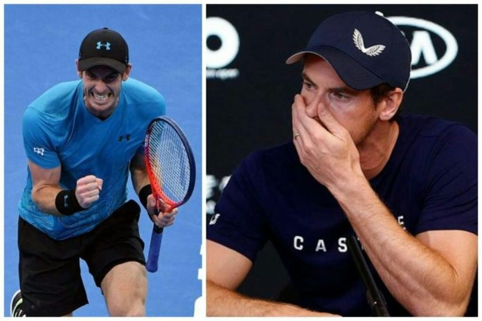 Andy Murray Announces Retirement from Tennis