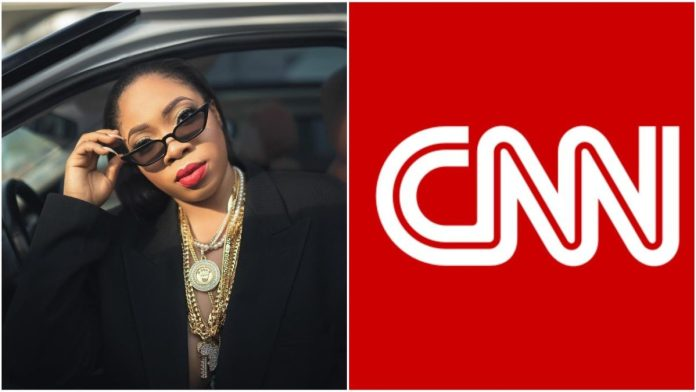 I Don't Regret Revealing I Sleep With Married Men On CNN - Actress Moesha Boduong