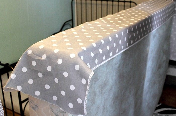 How To Create A DIY Box Spring Cover The Creek Line House