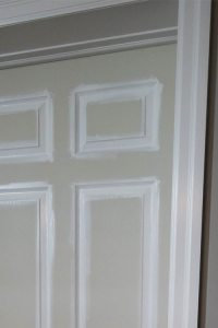 Efficient Door Painting Tips | The Creek Line House