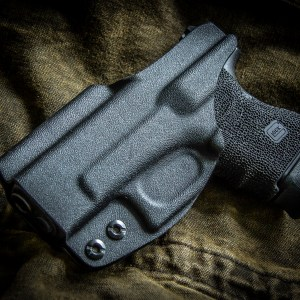 Kydex inside waist band IWB Glock 26