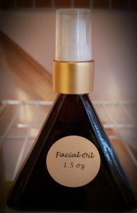 Facial Oil $24.00