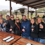 Texas hill country winery tour