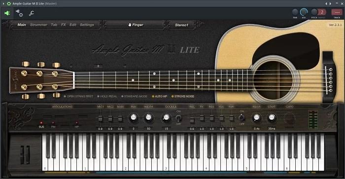 meilleur guitare fl studio