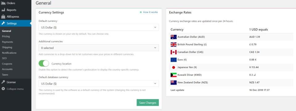 alidropship-currency-settings