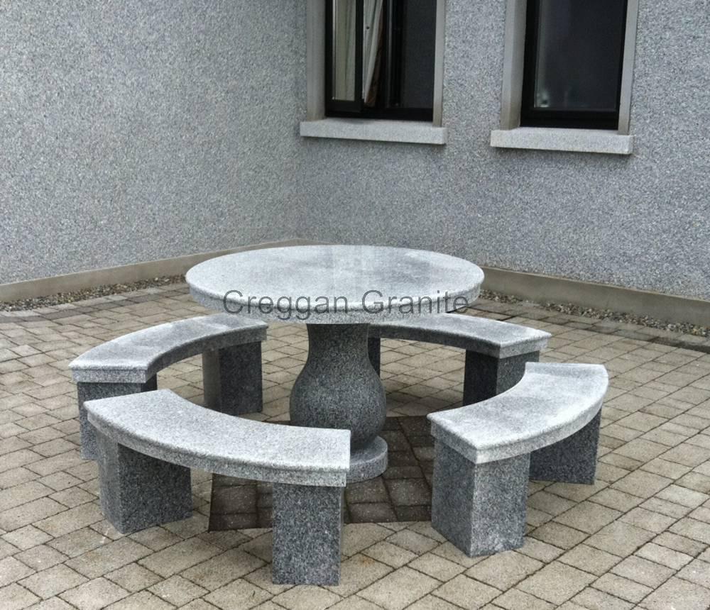 Garden Pieces  Creggan Granite Ireland  Creggan Granite