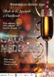 Gala de médecine 2016