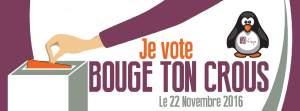 CROUS – Élection – À vous de jouer !