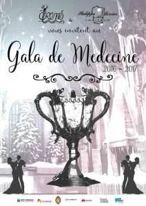 Gala de médecine 2017