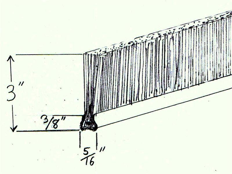 Wire Strip Brush, 6