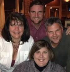 Robin, Stephen, Jennifer, and Bobby