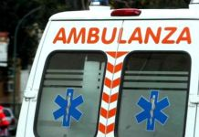 Ambulanza a Cremona