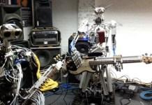 Robot musicali