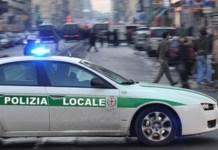 Polizia locale, foto d'archivio