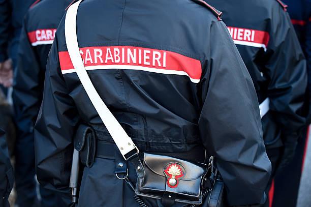 Carabinieri, foto d'archivio