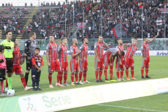 La Cremonese, foto da sito ufficiale Cremonese Calcio