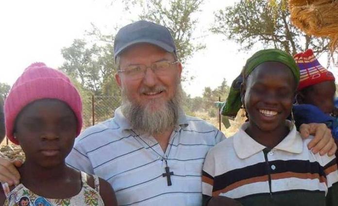 Padre Pierluigi Maccalli, rapito in Niger
