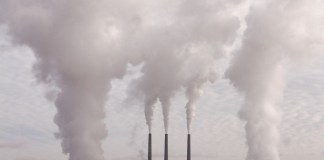 Smog, foto generica