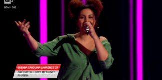 Brenda Carolina Lawrence a The Voice